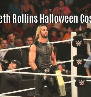 WWE Seth Rollins Halloween Costumes