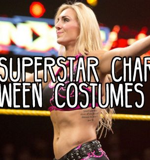 WWE Charlotte Halloween Costumes