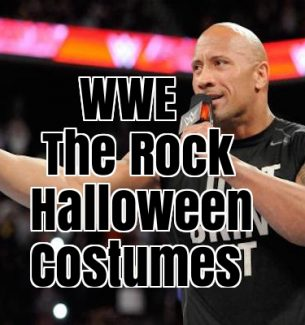 WWE The Rock Halloween Costumes