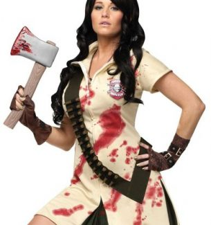 Zombie Hunter Halloween Costumes