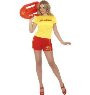 Baywatch Halloween Costume Ideas