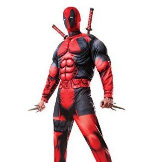 Marvel Deadpool Halloween Costumes