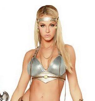 Dragon Warrior Halloween Costume for Women