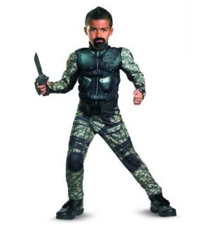 GI Joe Costumes for Halloween
