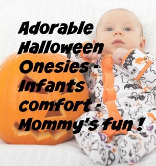 Sweet Halloween Onesies - Infants Comfort and Parents Joy