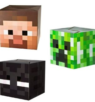 Minecraft Halloween Costumes for Couples