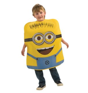 Despicable Me Cute Minion Costumes for Kids
