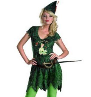 Peter Pan Character Costumes