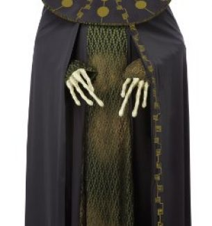 Scary Alien Halloween Costume