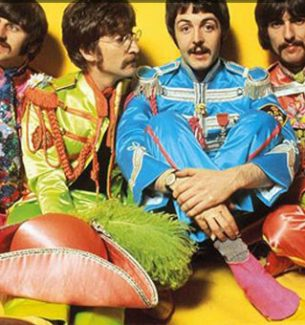 Sergeant Pepper's Lonely Hearts Club Band Cosplay Costumes