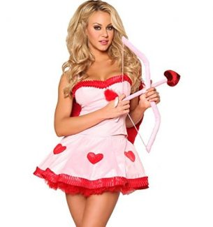 Sexy Cupid Costumes for Women