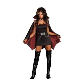 Sexy Vampire Halloween Costume