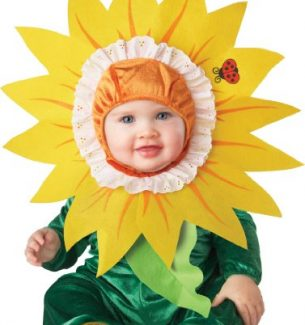 Infant Sunflower Halloween Costumes