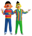 ernie and bert costume