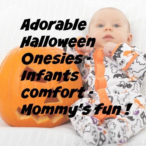 halloween onesies infants