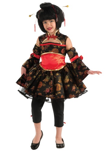 Little Geisha Girl