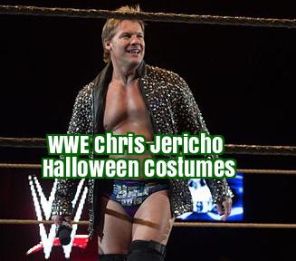 WWE Chris Jericho Halloween Costumes