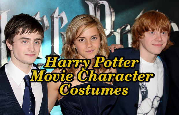 Harry Potter Character Costumes