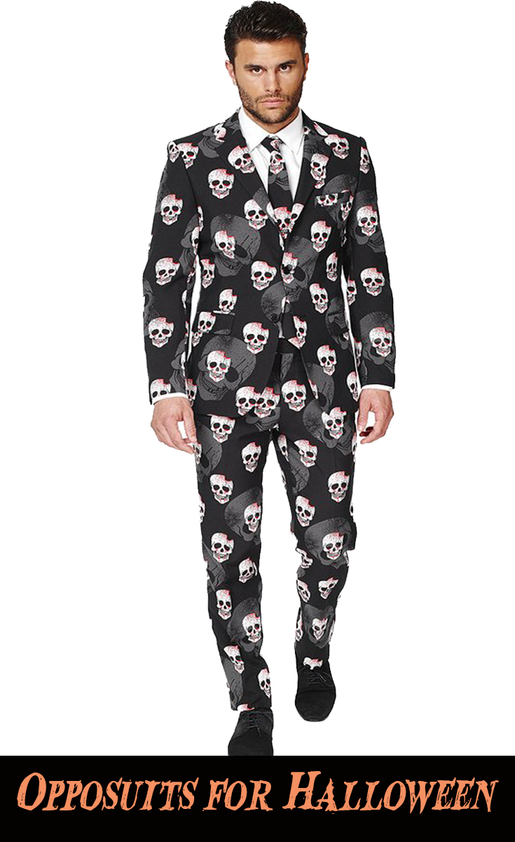 Opposuits for Halloween