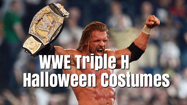 WWE Triple H Halloween Costumes