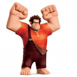 Click for Wreck it Ralph Costume