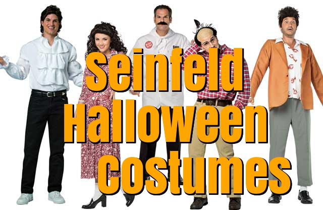 Adults Seinfeld Halloween Costumes